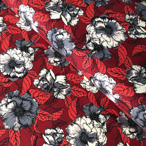 Danish Design - Autumn Bouquet Cotton Jersey