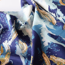Art Gallery Fabrics - Gaia Eventide in Rayon / Viscose from Earthen