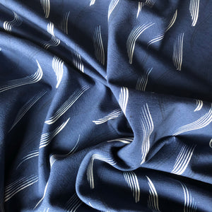 Danish Design - Brushstroke Cotton Jersey