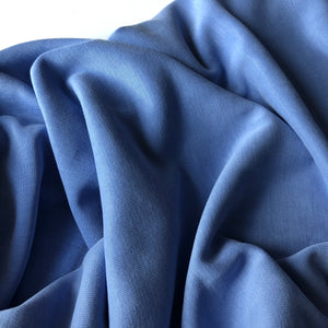 Allure Violet Blue Modal Knit Fabric