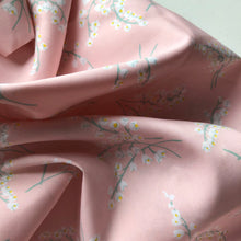 Lilly of the Valley Cotton Poplin Fabric