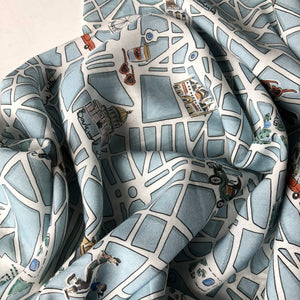 En Route Tencel High-Twist Lawn Dress Fabric
