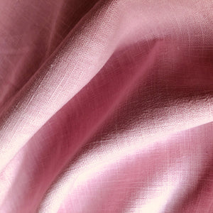 Antique Washed Linen Candy Pink