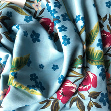 Lady McElroy - Tulip Cascade Viscose Dress Fabric