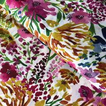 Lady McElroy - Fields of Flowers Viscose Dress Fabric