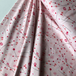 Danish Design - Flora Pop Cotton Jersey