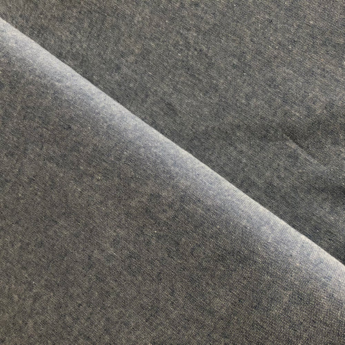 Modelo Fabrics - Cotton Chambray Cadet Blue