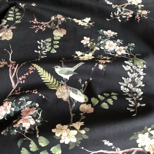 Lady McElroy - Finchley Moonlight Lawn Dress Fabric