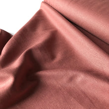 Old Rose - Stretch Linen Viscose Dress Fabric