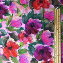 Danish Design - Floral Perfection Cotton Jersey