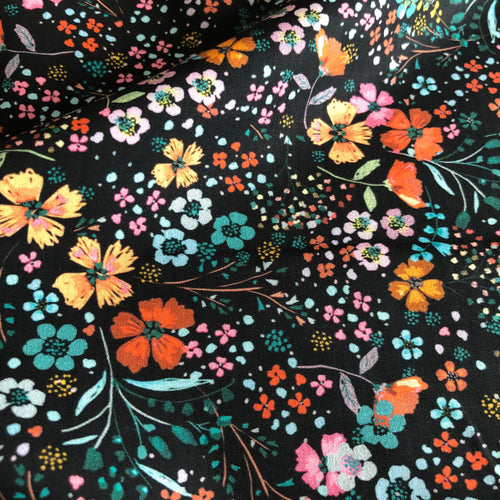 Lady McElroy - Posey Passion Cotton Lawn
