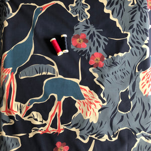 Lady McElroy - Crane Island Cotton Lawn Dress Fabric