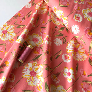 Art Gallery Fabrics - Perennial Printemps in Knit