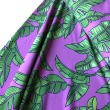 Tropical Leaf - Active wear & Swim wear Fabric