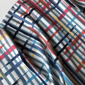 Danish Design - Colour Strokes Cotton Jersey