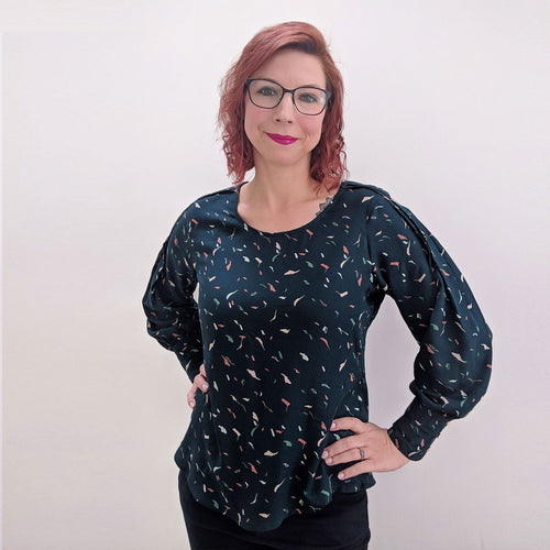 Experimental Space - Josie Blouse Sewing Pattern