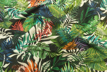 Lady McElroy - Jungle Tropics Cotton Marlie Lawn Dress Fabric