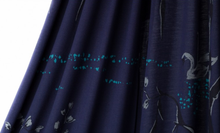 REMNANT 1 PANEL 85cm  Lillestoff -  Swan Lake Modal Single Knit Fabric  (SOLD BY PANEL 85CM)