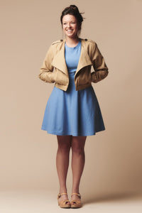 Deer & Doe - LUPIN VESTE JACKET Sewing Pattern