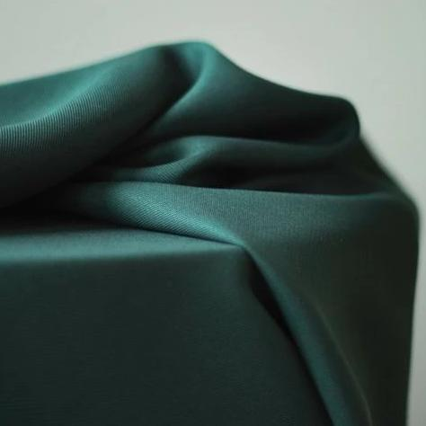 Meet MILK - Tencel Sanded Twill Deep Green Dress Fabric