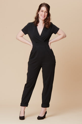 Deer & Doe - SIROCCO JUMPSUIT Sewing Pattern