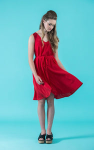 Papercut Patterns - Sway Dress Sewing Pattern