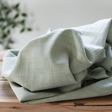 Meet MILK - Tencel Grunge Jacquard Soft Mint