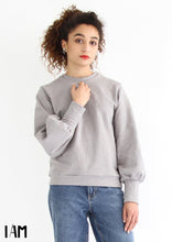 I AM - Zebre Sweatshirt Sewing Pattern