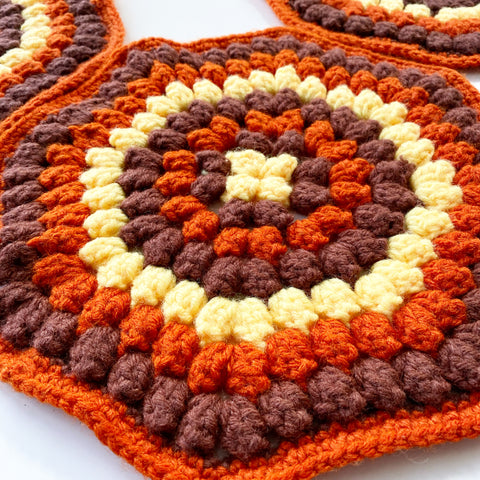 4 Crocheted Placemats