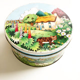 Rare Regency Ware Cat Tin