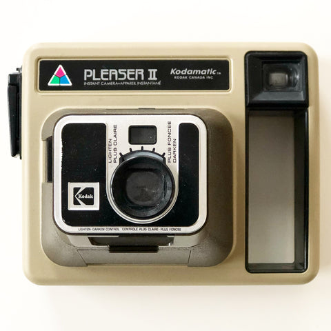 Kodamatic Pleaser II Instant Camera by Kodak 1982