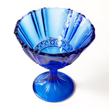 Cobalt Blue Glass Cup