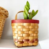Small Pocket Hanging Basket