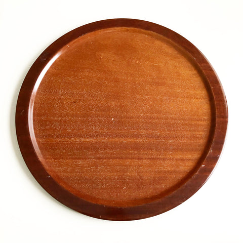 Large Chip Smith African Mahogany Charcuterie Board