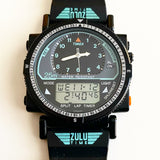 Timex Zulu Time 1980s Watch for @tmcdon