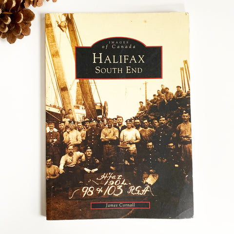 Halifax South End Historical Images Book