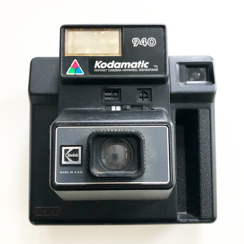 Kodamatic 940 Instant Camera by Kodak 1983
