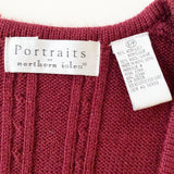 Northern Isles Knit Vest