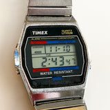 Timex LCD Chrono Alarm T80 for @reason_for_paws