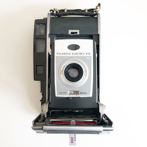 Polaroid Land Camera 900 Electric Eye
