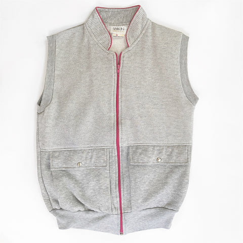 Saison Leisure Lady 1980s Workout Vest