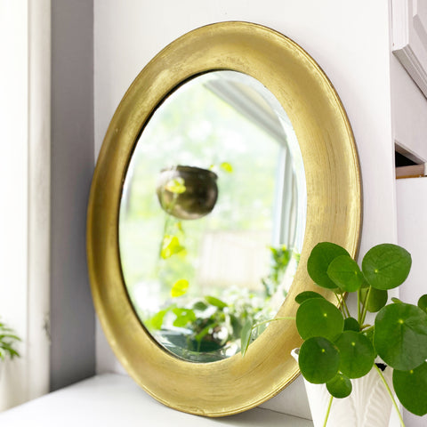 Chives Gold Mirror 10