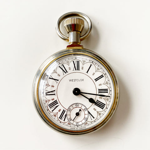 Westclox Pocket Watch for @goodgriefemma