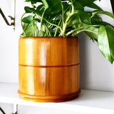 Vintage Pine Container/Planter