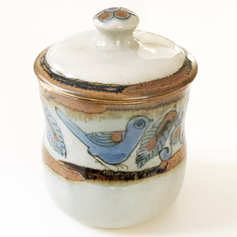 Lidded jar Ken Edwards El Palomar