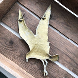Brass Seagull from Lunenburg Foundry