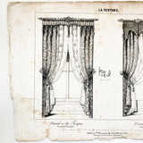 La Tenture Paris Antique Engraving