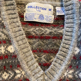 Collection M Wool Sweater Vest
