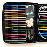 Vintage Knitting Needle Kit