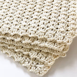 Vintage Crocheted Placemats (Set of 6)